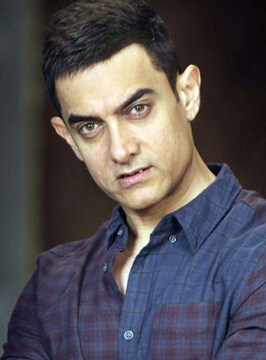Aamir removed as face of 'Incredible India'