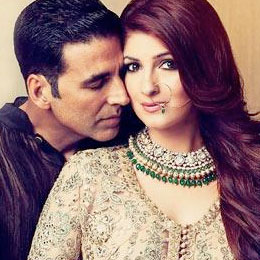 Akshay, Twinkle celebrate 16th anniversary
