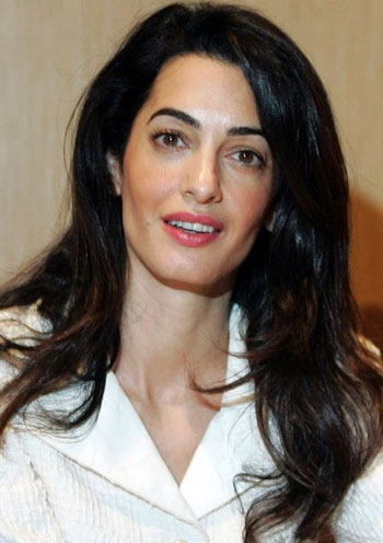 Amal Clooney named Most Fascinating Person 2014