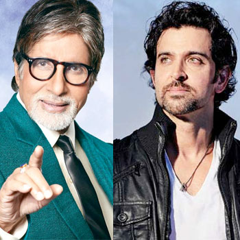 Big B to Join Hrithik Roshan in 'Dhoom 4'?