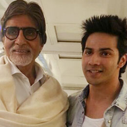 Big B, Varun Dhawan to star in YRF's next