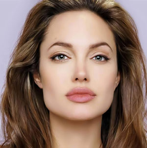 Naked pictures of Angelina Jolie go on sale