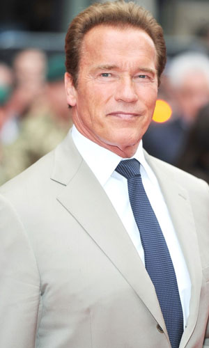 Schwarzenegger to play villain in Indian film 'Robot 2'