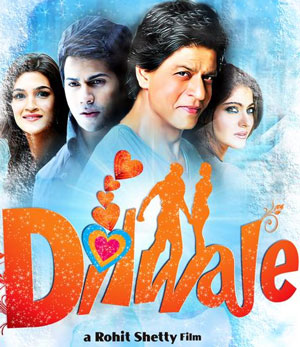 'Dilwale' trailer gets 9 million views in 48 hours
