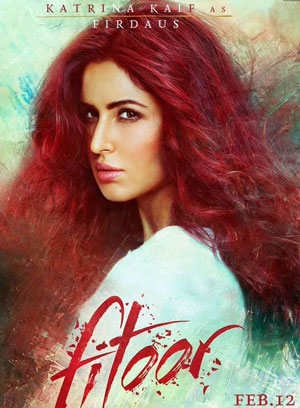 Katrina's red hair in 'Fitoor', here's why