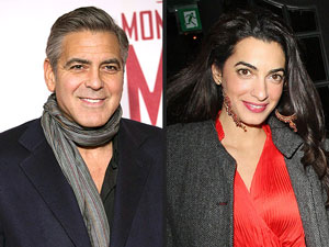 George Clooney, Amal get marriage license in London
