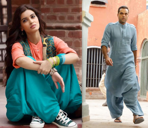 First look revealed for 'Happy Bhaag Jayegi'