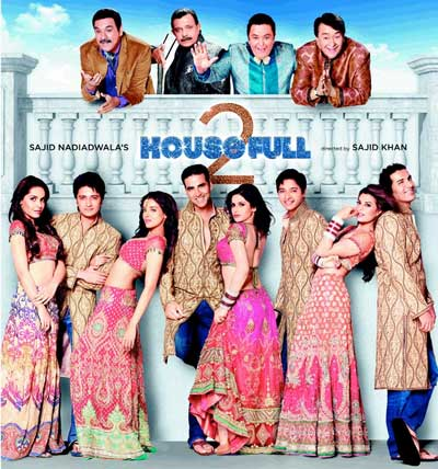 Filming begins for 'Housefull 3'