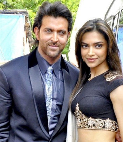 Deepika & Hrithik paired for YRF's 'Victory'