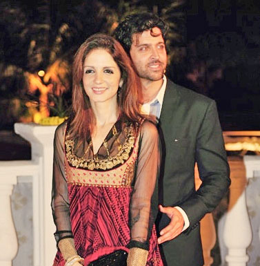 Hrithik Roshan blasts rumours of divorce from Sussanne