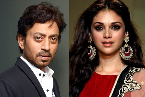 Aditi Rao Hydari to romance Irrfan Khan on-screen