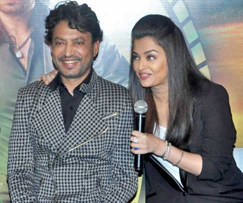 Irrfan reveals the reason behind signing 'Jazbaa'