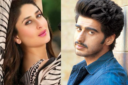 Arjun & Kareena paired for Balki's next