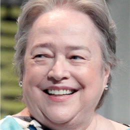 Kathy Bates gets star on Hollywood Walk of Fame