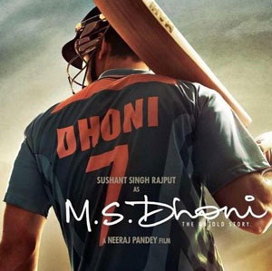 MS Dhoni's biopic release date confirmed