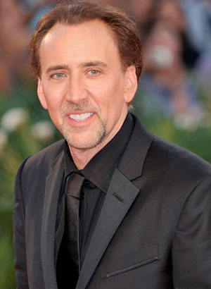 Nicolas Cage on rejecting 'The Lord of the Rings'