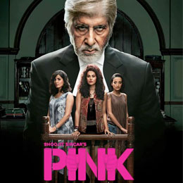 Pink not a film about rape, says Big B