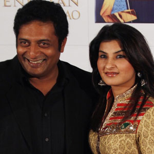 Mr & Mrs Prakash Raj welcome baby boy