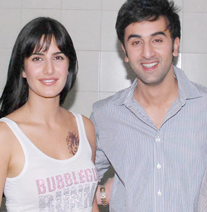 Katrina doesn't call my father Papa, says Ranbir