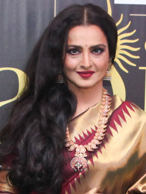 Rekha to host her own television show