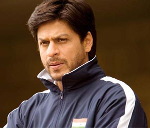 SRK hasn't watched his first movie yet