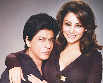 SRK thanks Gauri for patience and love