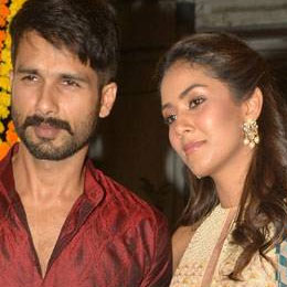 Shahid & Mira expecting their first child