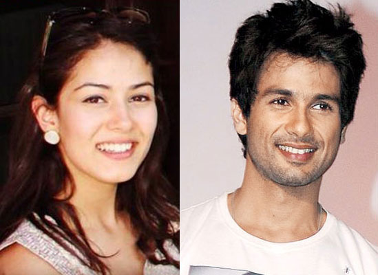 Shahid & Mira headed for destination wedding