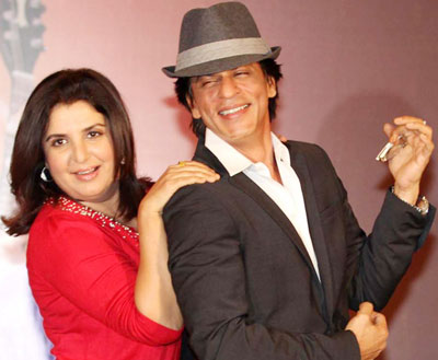 Farah on patching up with Shah Rukh