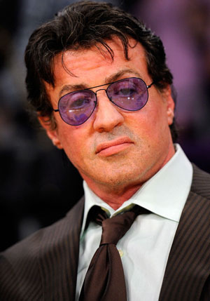 Stallone to return to 'Rambo V'