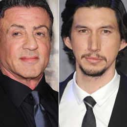 Stallone, Driver team up for war drama