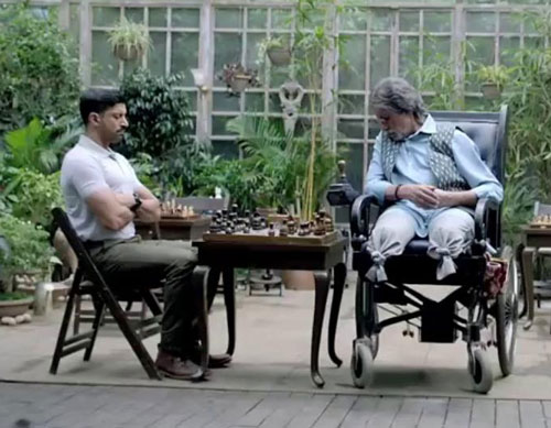 Vidhu Vinod Chopra on his upcoming film 'Wazir'